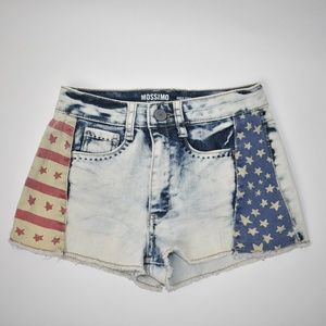 Mossimo high rise cut off shorts